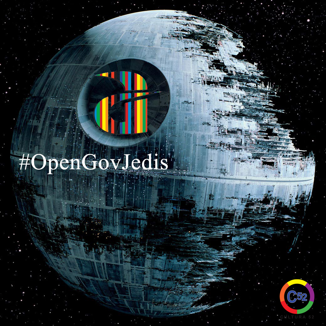 Gobierno Abierto y Star Wars