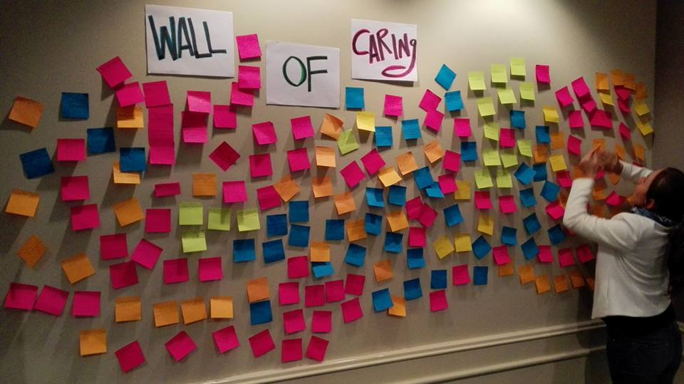 Wall of Caring