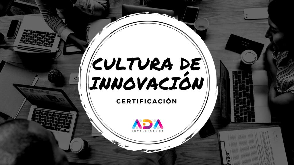 Certificación Cultura de Innovación