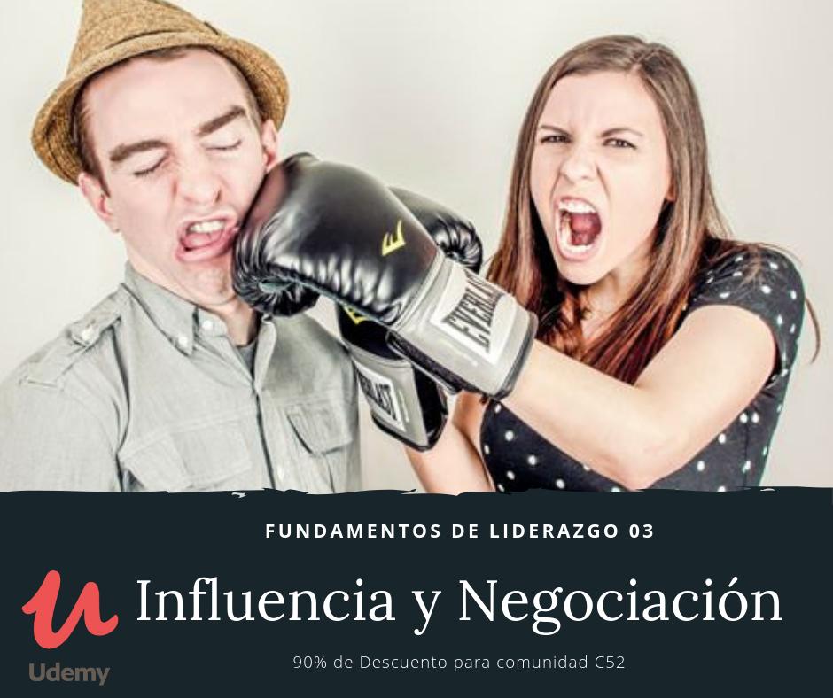 Incluencia y Negociación