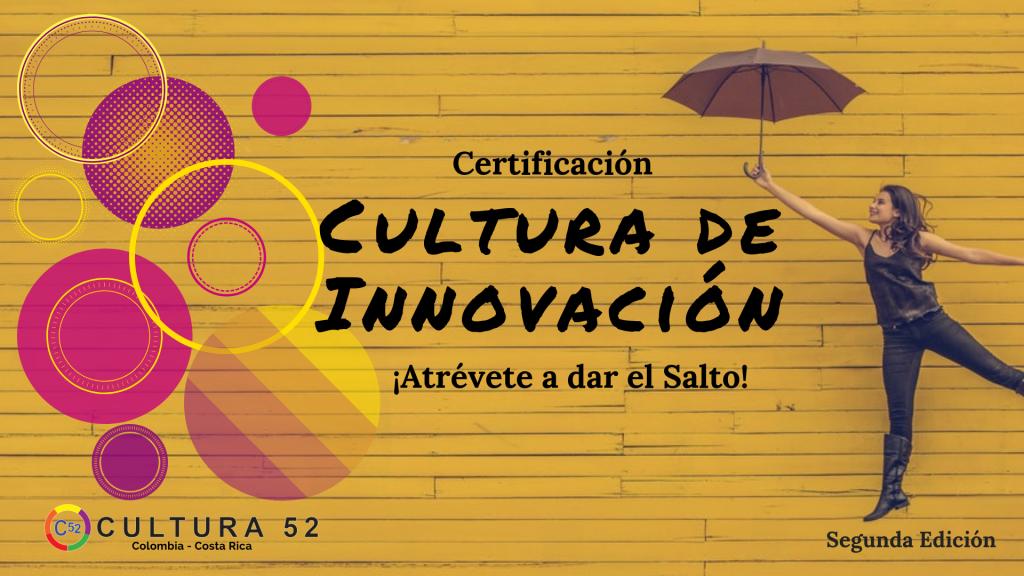 Cultura de Innovación