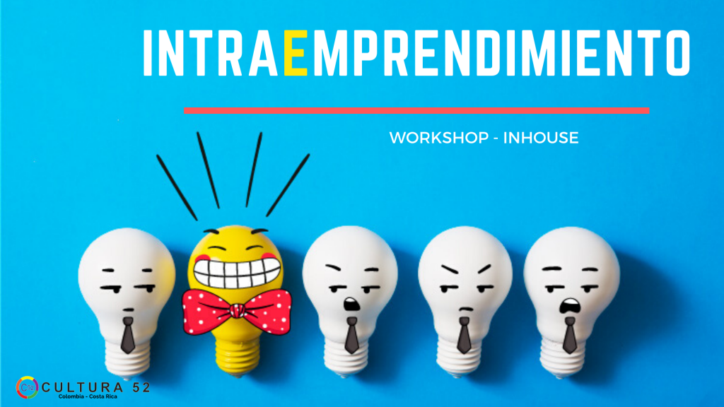 IntraEmprendimeinto Workshop InHouse