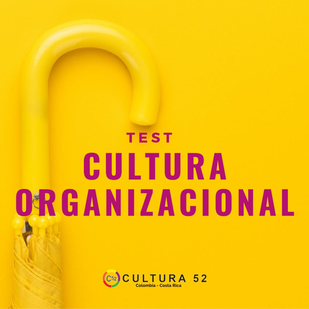 Test Cultura Organizacional