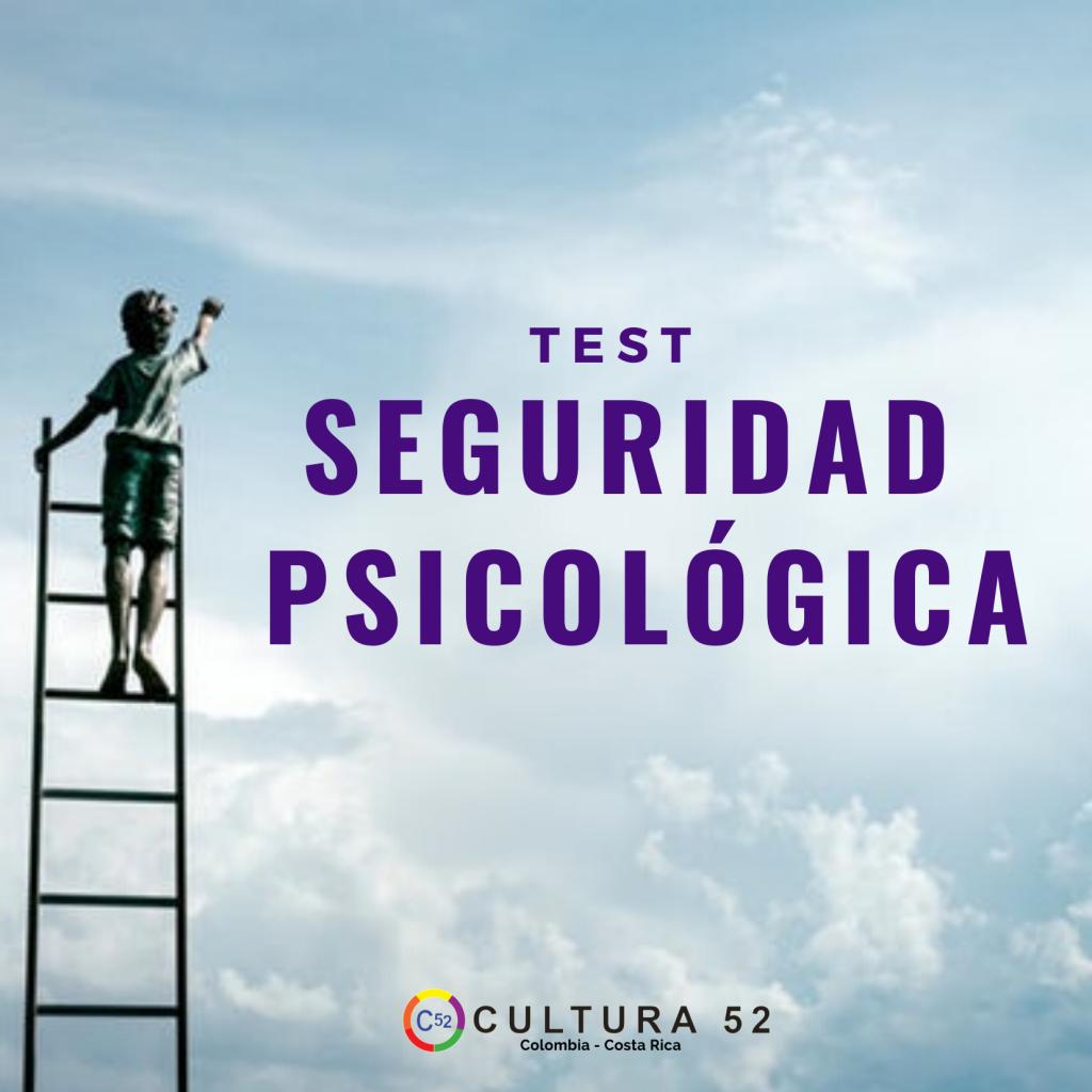 Test Seguridad Psicológica