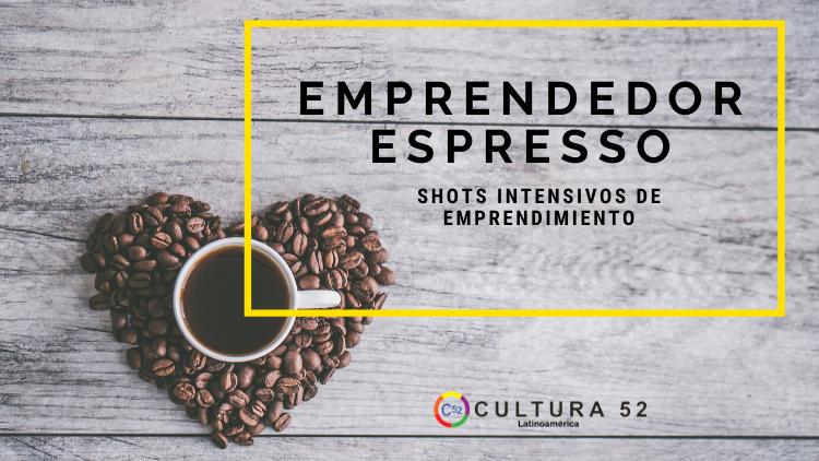 Emprendedor Espresso Emprendimiento